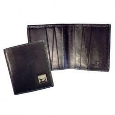 Tyler & Tyler Leather Jeans Wallet - Pheasant