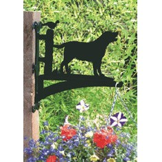 Labrador Hanging Basket Bracket
