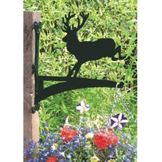 Stag Jump Hanging Basket Bracket