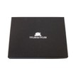 Tyler & Tyler Brown Leather Jeans Wallet - Horse Racing additional 2