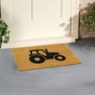 Coir Tractor Silhouette Doormat additional 2