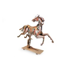 Primus The Running Horse 3D Wall Art