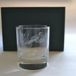 Pair of Pheasant and Reeds Whisky Glasses additional 2