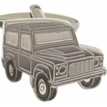 Land Rover Defender Rhodium Plated Cufflinks additional 2