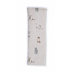 The Wheat Bag Company Lavender Microwavable Wheatbag Body Wrap - Shabby Dogs