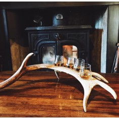 Fallow Deer Antler Whisky Flight