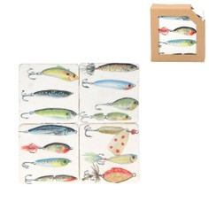 Fly Fishing Coaster Pack of 4