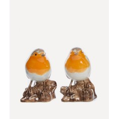Quail Ceramics Robin Salt & Pepper Pots