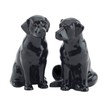 Quail Ceramics Black Labrador Salt & Pepper Shaker Pots additional 1