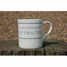 I'd Rather Be on my Tractor Mug