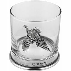 Glass Pheasant Tumbler