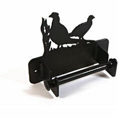 Wall Mounted Pheasant Loo Roll Holder