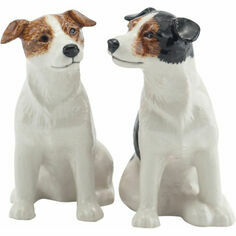 Jack Russell Salt & Pepper Pots